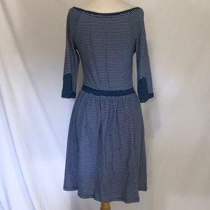 Anthropologie Dresses - Anthropologie Postmark Striped dress size Med